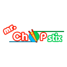 Mr. Chopstix Menu