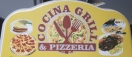 Cocina Grill & Pizzeria Menu