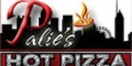 Birada's Palie's Hot Pizza Menu