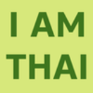 I AM THAI Menu