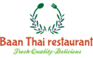 Baan Thai Restaurant Menu