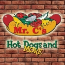 Mr. C's Hotdogs and More Menu