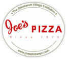 Joe's Pizza (The Greenwich Village Institution) Menu