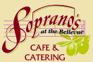 Soprano's at the Bellevue Menu