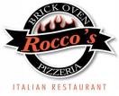 Rocco's Brick Oven Pizzeria Menu
