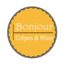 Bonjour Crepes & Wine Menu