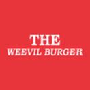 The Weevil Burger Menu