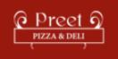 Preet Gourmet Pizza & Deli Menu