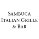 Sambuca Italian Grille & Bar Menu