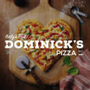 Dominick's Pizza Menu