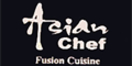 Asian Chef Fusion Cuisine Menu
