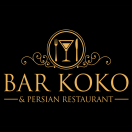 Bar Koko & Persian Restaurant Menu