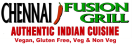 Chennai Fusion Grill Menu