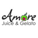 Amore Juice & Gelato Menu