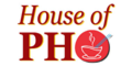 House of Pho Menu
