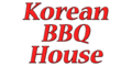 Korean BBQ House Menu