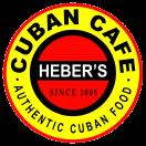 Heber's Cuban Cafe - Apopka Menu