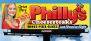 Philly's Famous Cheese Steaks Menu