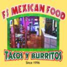 FS Mexican Food Menu