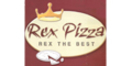 Rex Pizza Menu