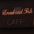 Bread and Ink Cafe Menu