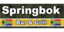 Springbok Bar and Grill Menu