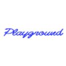 Playground Menu