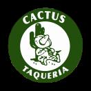 Cactus Taqueria Menu