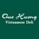 Que Huong Vietnamese Deli Menu