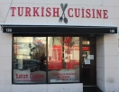 Turkish Cuisine Menu