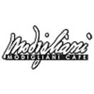 Modigliani Cafe Menu