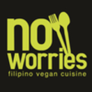 No Worries Filipino Vegan Cuisine Menu