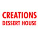 Creations Dessert House Menu