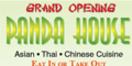 Panda House Kitchen Menu