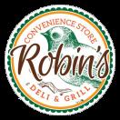 Robin's Convenience Store Deli & Grill Menu