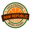 Raw Republic Menu