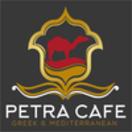 Petra Cafe Menu