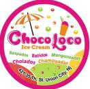 Chocoloco Ice Cream Store Menu