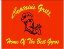Captains Grill Restaurant Menu
