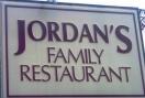 Jordan's Family Restaurant Menu