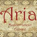Aria Mediterranean Cuisine Menu