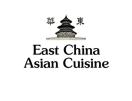 East China II Asian Cuisine Menu
