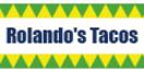 Rolando Tacos Menu