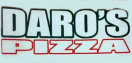 Daro's Famous Pizza IV Menu
