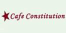 Cafe Constitution Menu