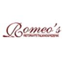Romeo's Menu
