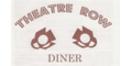 Theatre Row Diner Menu
