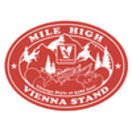 Mile High Vienna Stand Menu