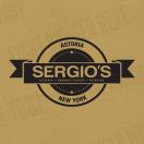 Sergio's Pizzeria & Gourmet Eatery Menu