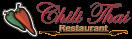 Chili Thai Restaurant Menu